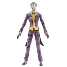 "DC Batman Joker PVC figura de acción de juguete de modelos coleccionables 7 ""18 cm"