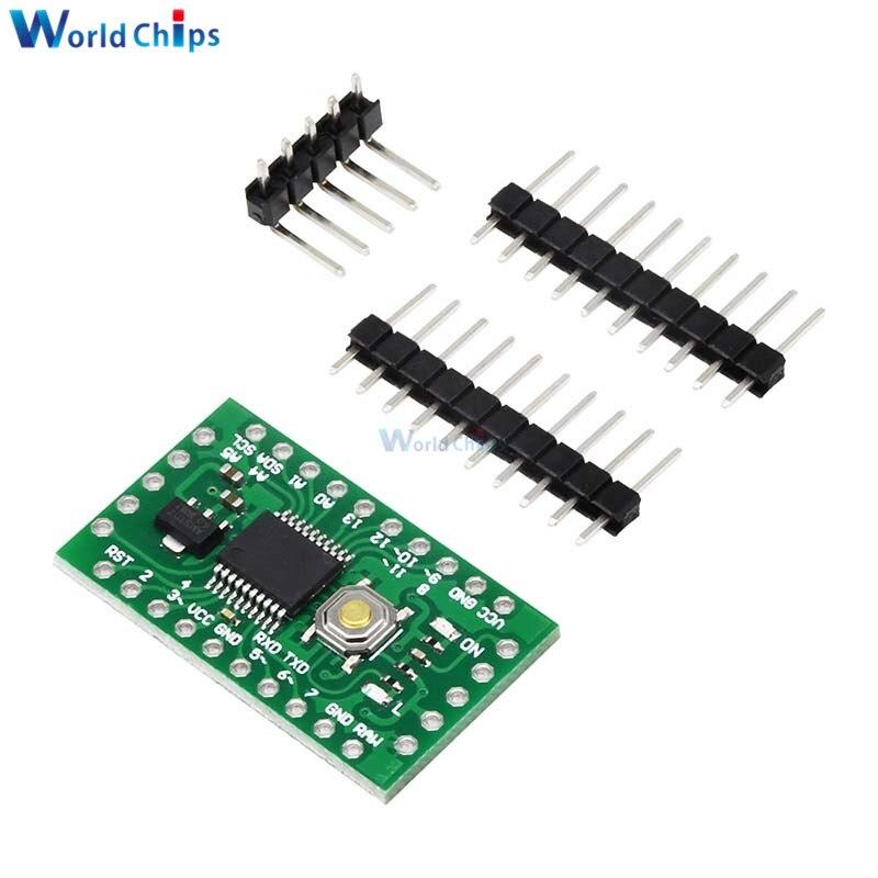 Lgt8f328p minievb 3.3v 5v substituir arduino pro mini atmega328p placa de motorista