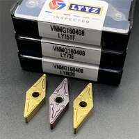 vnmg160408 ma ly735ly15tfly6020 carbide inserts external turning tool lathe tools vnmg 160408