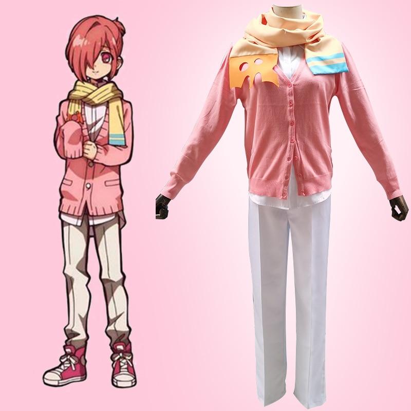 Anime Comic Jibaku Shounen Hanako kun, disfraces de Cosplay Mitsuba, disfraz de Cosplay, uniformes escolares, ropa, trajes para hombres, ropa