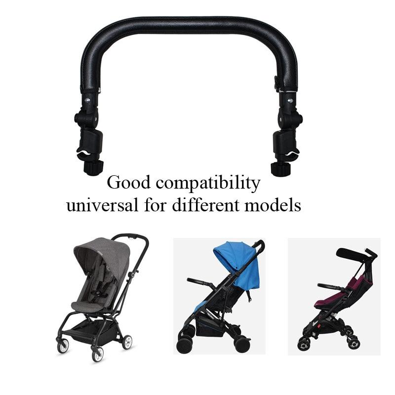 Stroller Bumper Bar  Universal Armrest Handlebar  for Cybex Eezy S S+ Twist Bugaboo Bee 5 YOYO Baby Stroller  Accessories