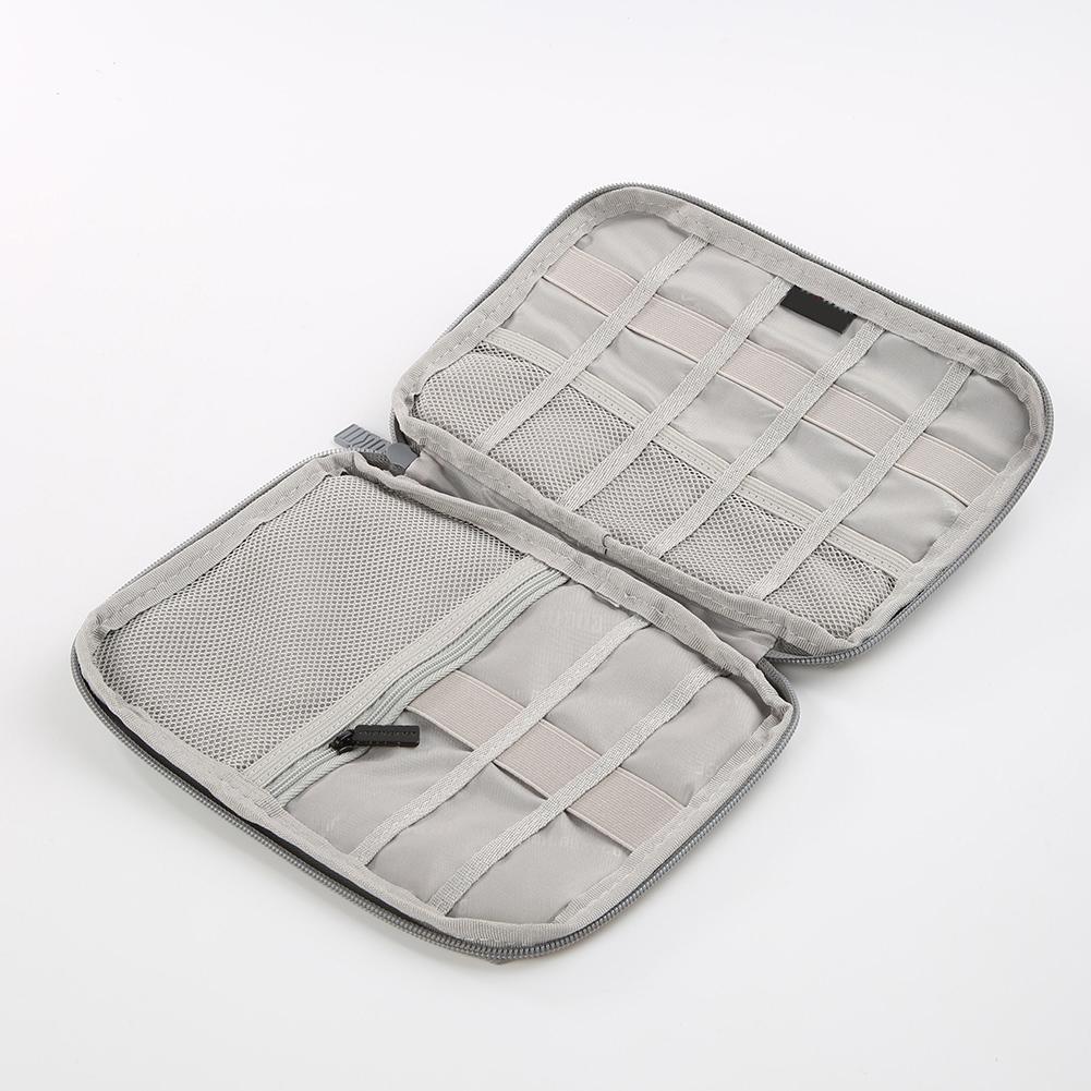 50% HOT SALES!!!Portable Travel Watch Strap Organizer Watchband Holder Storage Bag Zipper Pouc