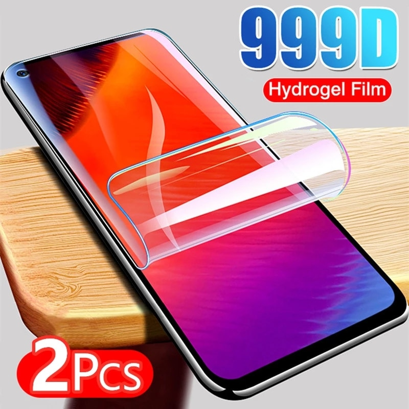 Soft HD Screen Top Coverage Hydrogel Film For Samsung S7 S9 S8 S6 Galaxy Note 8 9 A7 J6 A8 A9 A6 J4 Edge Plus 2018 Protector