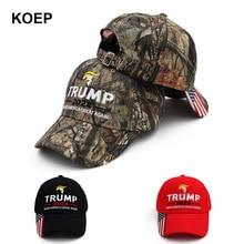 New Donald Trump 2024 Cap MAGA Baseball Caps Make America Great Again Snapback President Hat Embroid