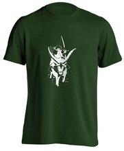 Princess Mononoke Ashitaka Yakul Deer Hime Anime Manga T Shirt Tee Shirt Male Hiphop Camouflage