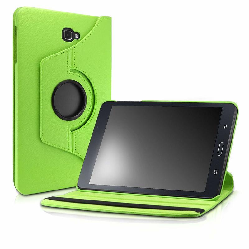Funda giratoria 360 para Samsung Galaxy Tab A 10,1 2016 T580 T585 funda plegable con soporte para Samsung Tab A6 10,1 SM-T580