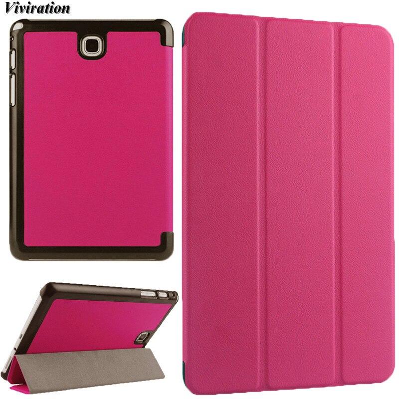 Funda Flexible de lujo para Samsung Galaxy Tab A 8,0 T350 T355 P350 P355 modelo T550 T820 T280 T560 T555 T561 T825