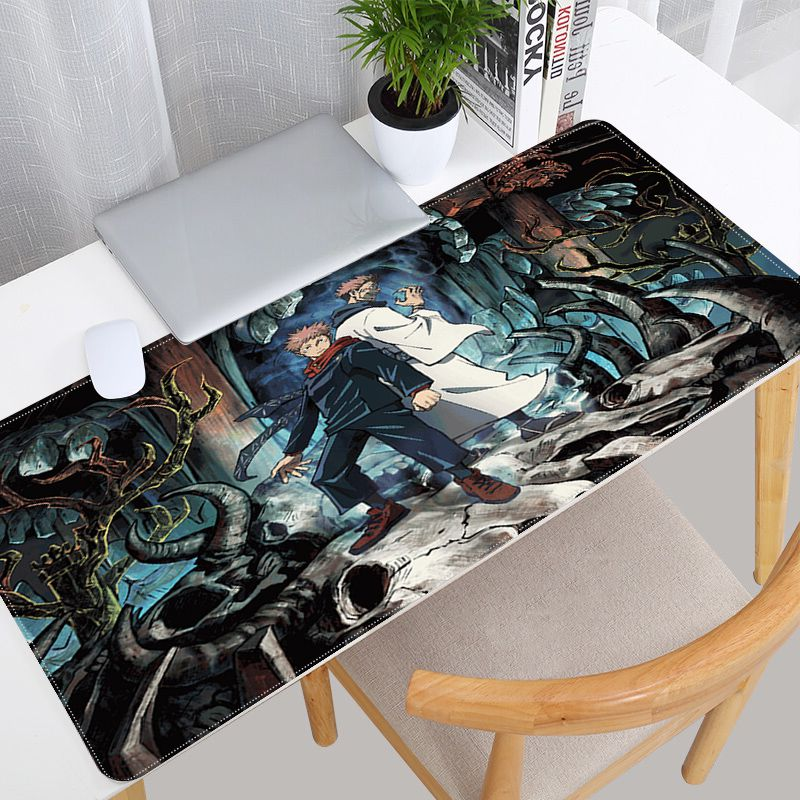 Jujutsu Kaisen My Favorite Durable Rubber Mouse Mat Pad Size for Deak Mat for overwatch/cs go/world of warcraft enlarge