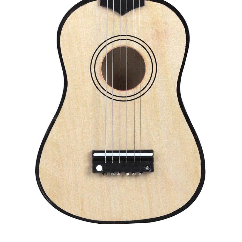 21-Inch Wood Ukulele Christmas Gift Ukulele Children Four-String Small Guitar Color Ukulele Guitar Travel Guitar Ukulele Kit enlarge