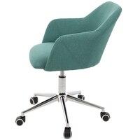 Computer Chair Home Office Chair Modern Simple Meeting Chair Desk Chair Lifting Cloth Chair Comfortable Chair