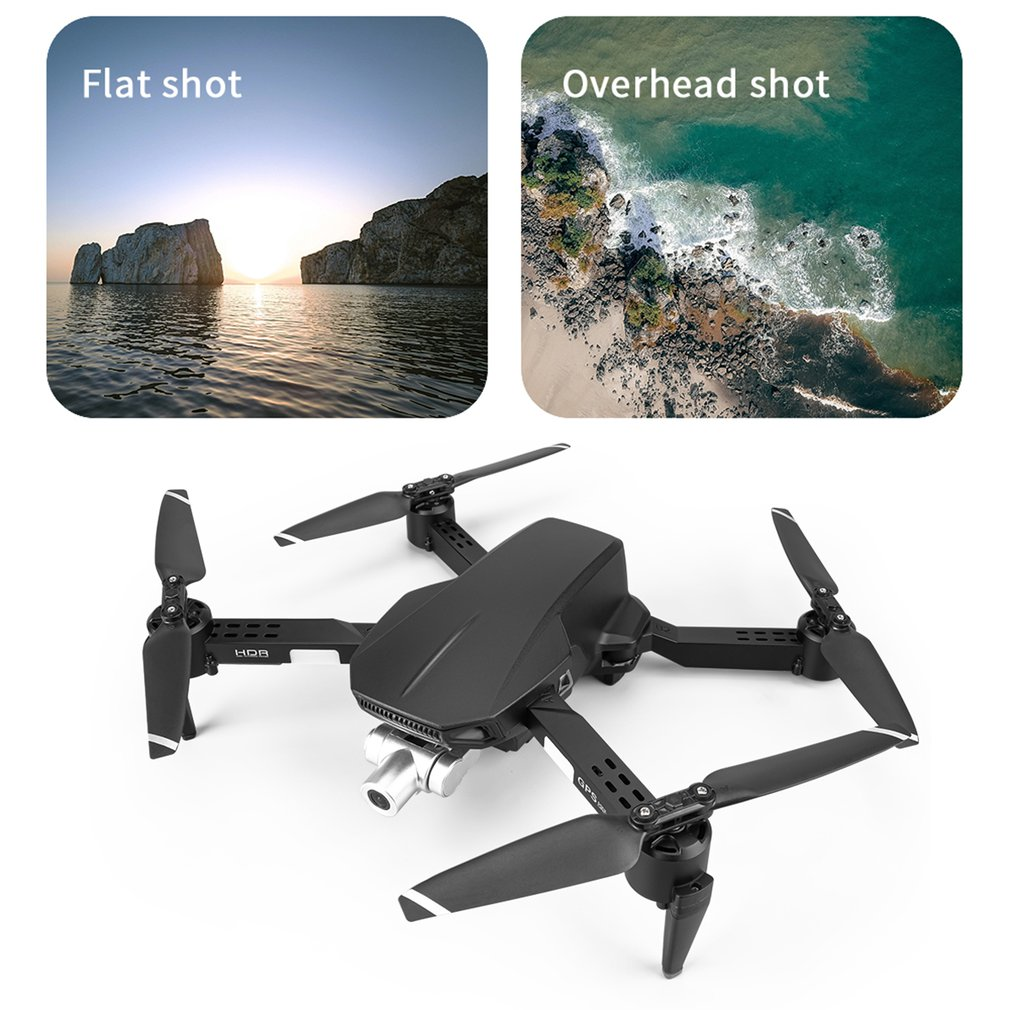 L106 Pro Drone GPS 4K HD Camera 2-axis Gimbal Professional Quadcopter Drone Toy Remote Control aircraft drone 4k profesional enlarge
