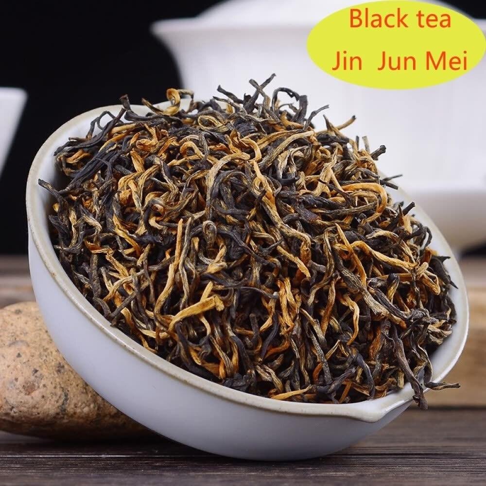 شاي صيني oolong ، شاي أسود عالي الجودة من Jinjunmei ، منتج جديد 2020 ، لانقاص الوزن ، للرعاية الصحية ، 1725