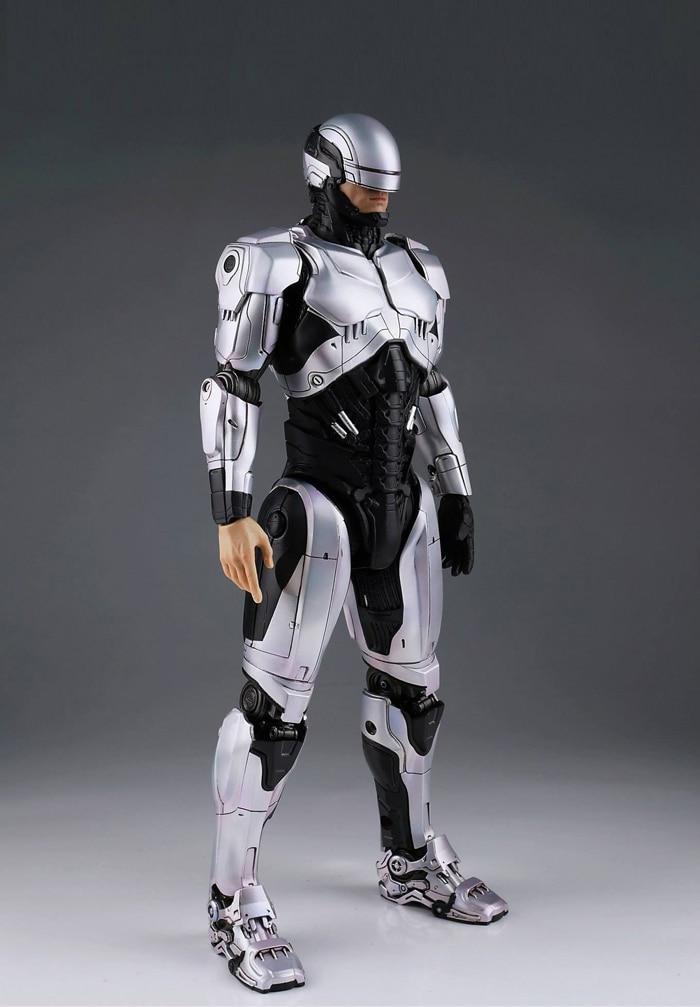 ThreeZeroo Eclusive Scale 1/6th Robocoerp Mechanical police RC-1.0 2014 Collectible Figure Unopened