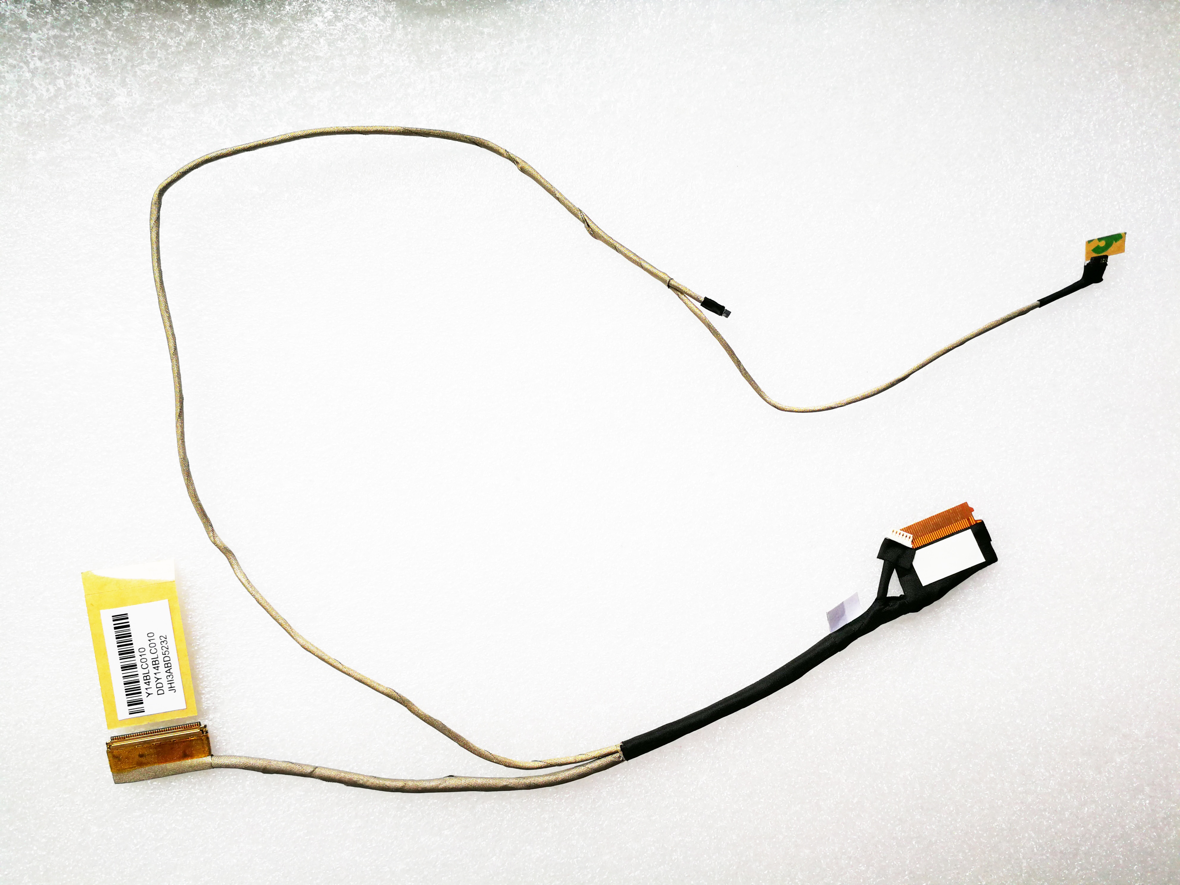 new original for hp 15-p 15-k 15-V 15-D led lcd lvds cable  DDY14BLC010