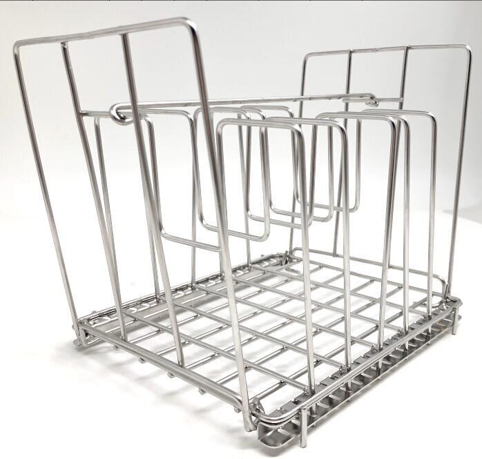 De acero inoxidable Sous Vide Rack para más 11L Sous Vide cocina contenedores desmontable divisores separador para la inmersión de los Circuladores