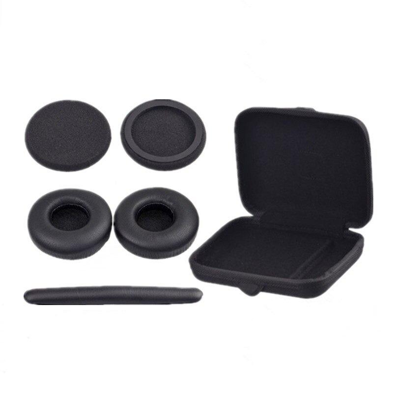 Сменные амбушюры для AKG K430 K420 K450 K451 K480 Q460 Наушники Пена гарнитуры Подушка крышка