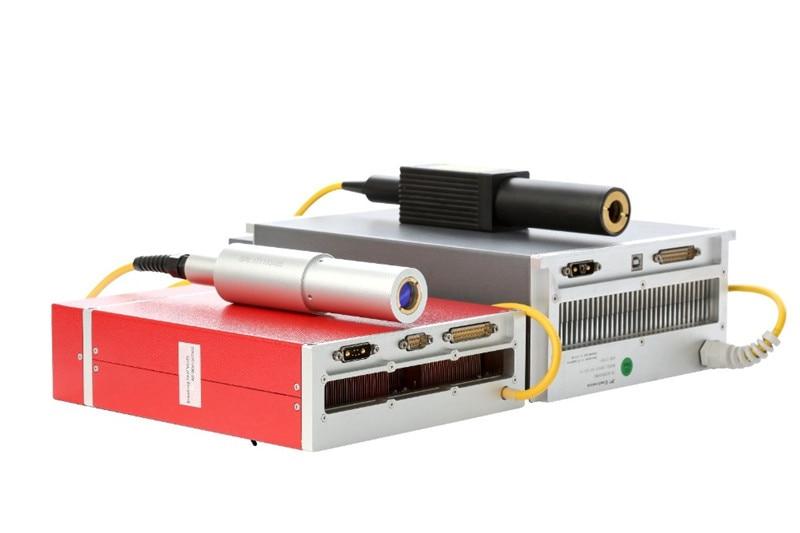 JPT MOPA Laser Source YDFLP-30-M6-S  30W M6 for Fiber Color Marking Machine enlarge