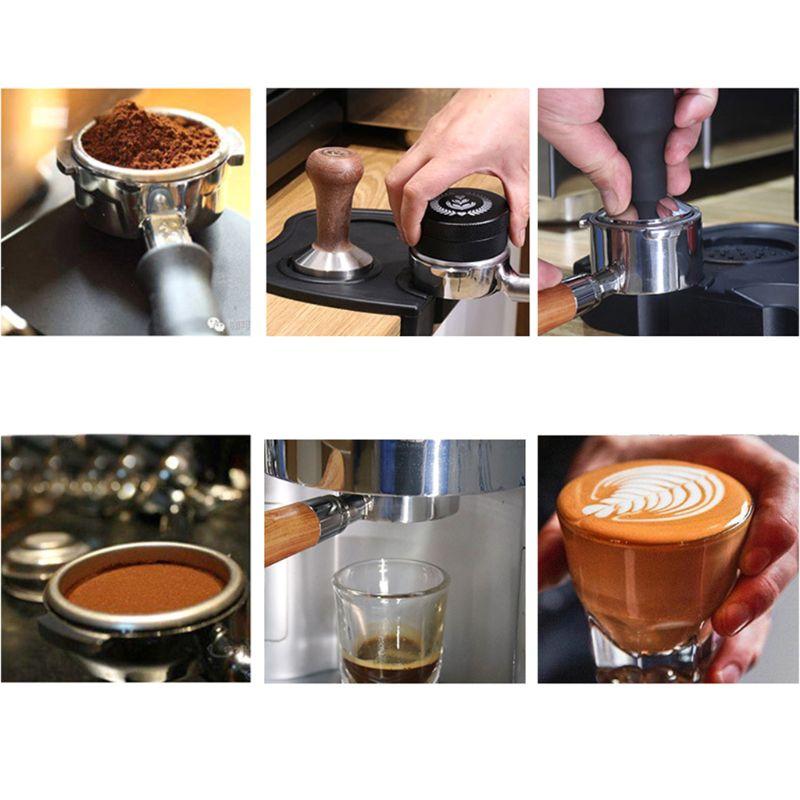 فتحة فلتر قهوة 54 مللي متر ، بدون قاع ، لبريفيل 870/878/880 ، بديل فلتر 72XF