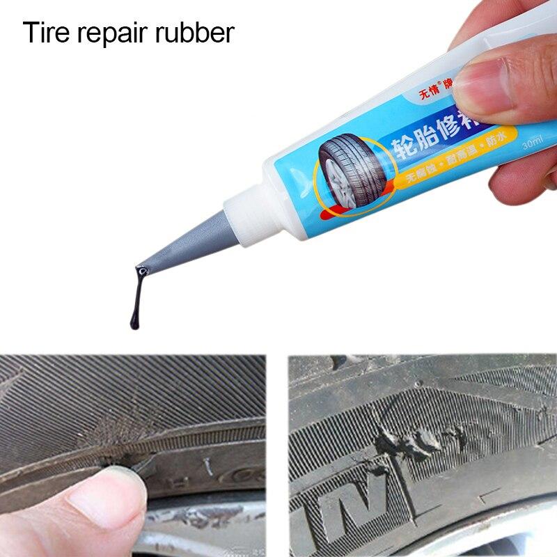 Водонепроницаемый 30 мл клей для ремонта автомобильных шин, полезный клей, гибкий клей для ремонта шин, автомобильные аксессуары