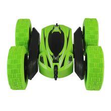 RC автомобиль 2,4G 4CH трюк Дрифт деформации багги автомобиль Рок Гусеничный ролл автомобиль 360 градусов флип дети робот RC автомобили игрушки дл...