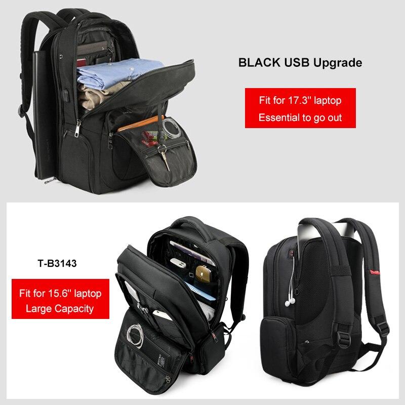 Najlonski ruksak protiv krađe 27l, muški 15,6-inčni ruksaci za - Ruksaci - Foto 5