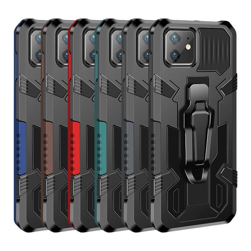 100 قطعة/الوحدة مكافحة الإفلات قوس الغطاء الواقي الخلفي كليب الهاتف حالة ل فون 11 12 برو ماكس 8 7 6S زائد XR X XS SE مخصص شعار