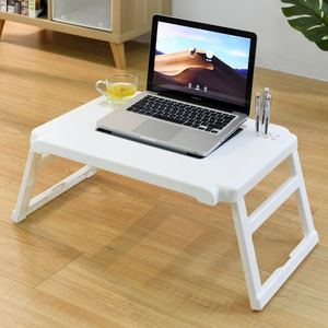 Portable Desk Laptop Stand Lapdesk Computer Notebook Multi-Function Table Office Breakfast Bed Tray Serving Table