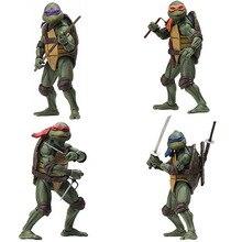 """1990er jahren Turtles 7 """"Action Figure Raphael Bjd Bewegliche Action Figur Spielzeug Puppen Sammlungen"""