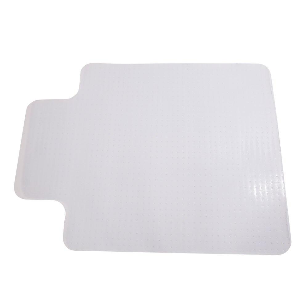 حصيرة واقية للاستخدام المنزلي PVC ، شفاف ، لكرسي الأرضية ، 90x120x0.2 سنتيمتر ، 190811313