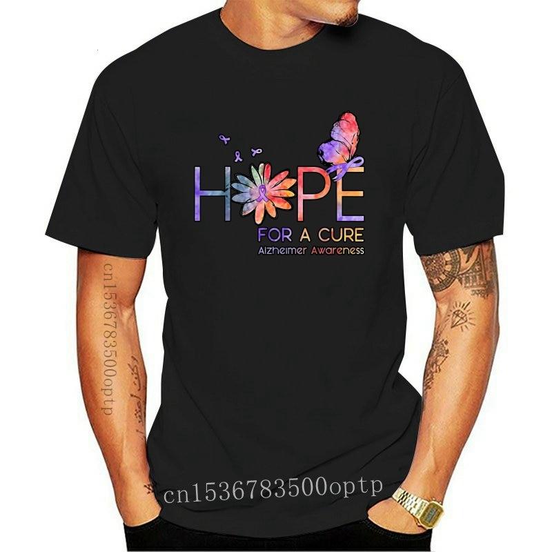 New Hope For A Cure Alzheimer Awareness T-Shirt