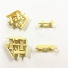 2PCS Tether Column 45x17x25mm 55x20x30mm Bollard for RC Navigation Ship Models DIY Parts