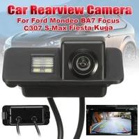 olomm waterproof hd car rear view reverse backup camera for mondeo ba7 focus c307 s max fiesta kuga