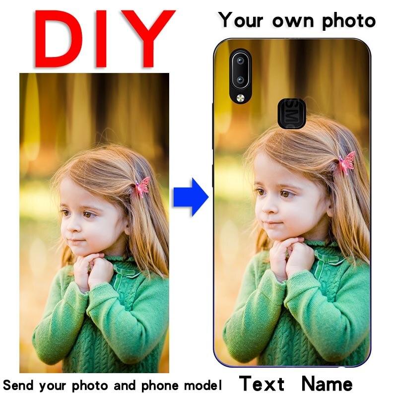 DIY Custom Design Phone Case For VIVO X21 UD X6 Max X9 X21 FIFA X9s Plus X23 X9 Plus X27 X30 X21i X21 IQOO NEO 855 soft cover