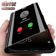 Умный зеркальный чехол для телефона Xiaomi Redmi Note K30 8 7 K20 5 6 Pro 8T 8A 7A 4X 5 Plus Mi 10 9 SE 8 Lite A1 A2 5X 6X 9T Pro