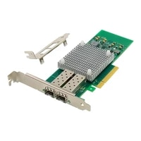 pci e dual port optical network card pci e x8 x520 5 0gts 10gbe sfp dual port sfp server nic