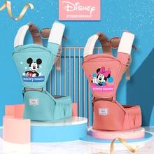Disney 0-36 mois porte-bébé ergonomique infantile bébé Hipseat taille transporteur avant face ergonomique kangourou fronde pour bébé voyage