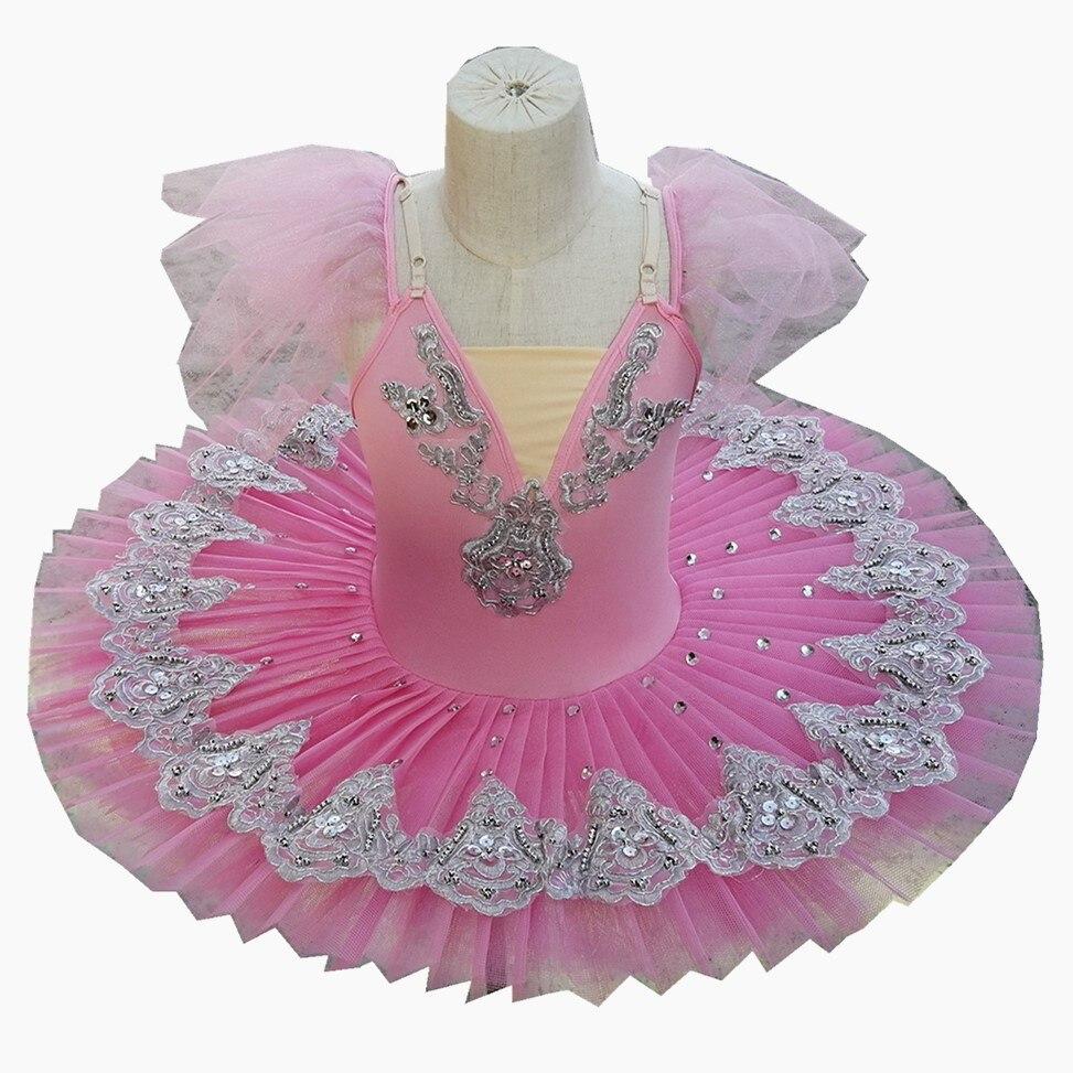 2020 tiempo limitado Real Ballet vestido de danza del vientre para faldas tutú para Ballet trajes de fiesta niños bailarina niños