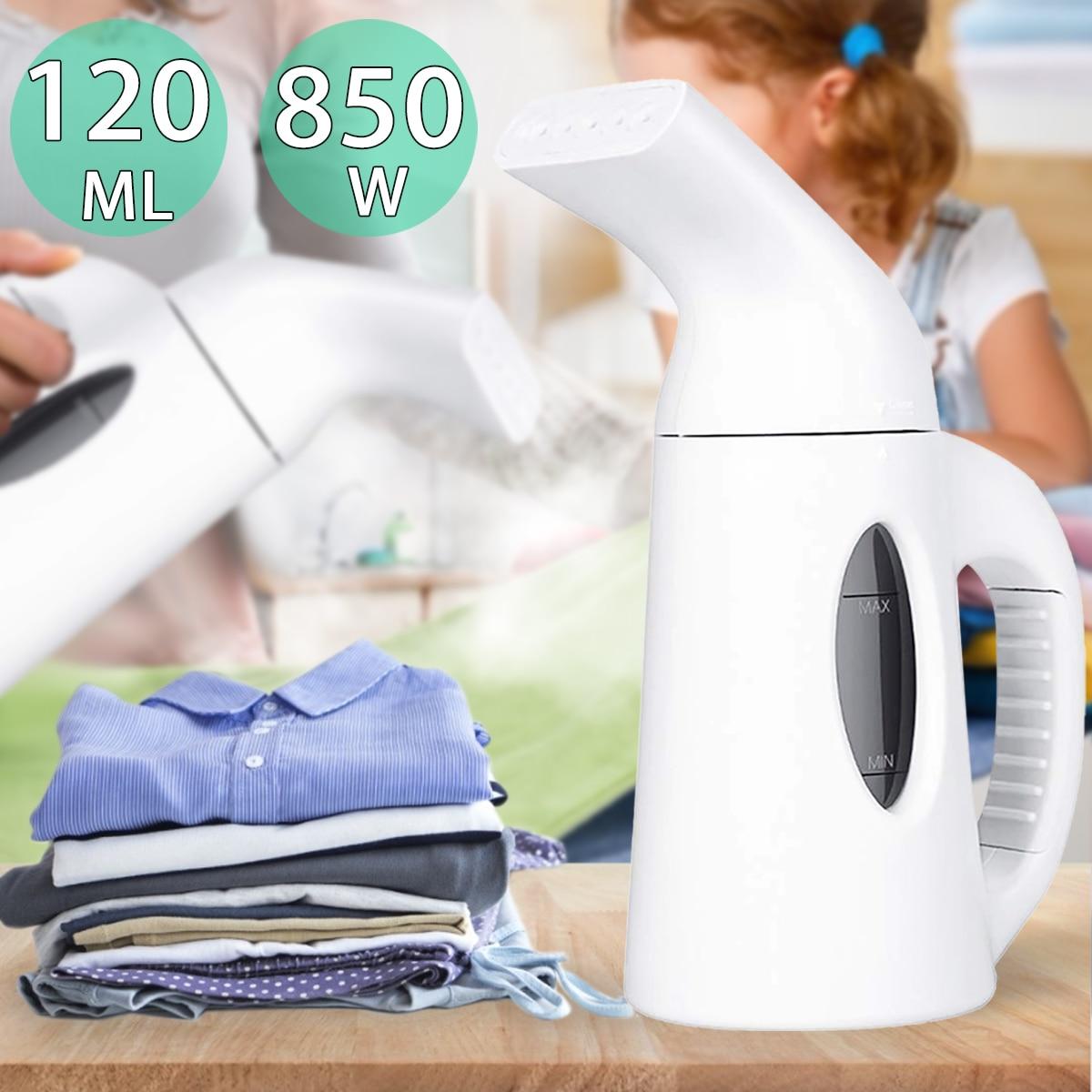 110V 220V nuevo Mini plancha de vapor de mano cepillo de limpieza en seco ropa electrodomésticos portátil ropa de viaje vaporizadores ropa