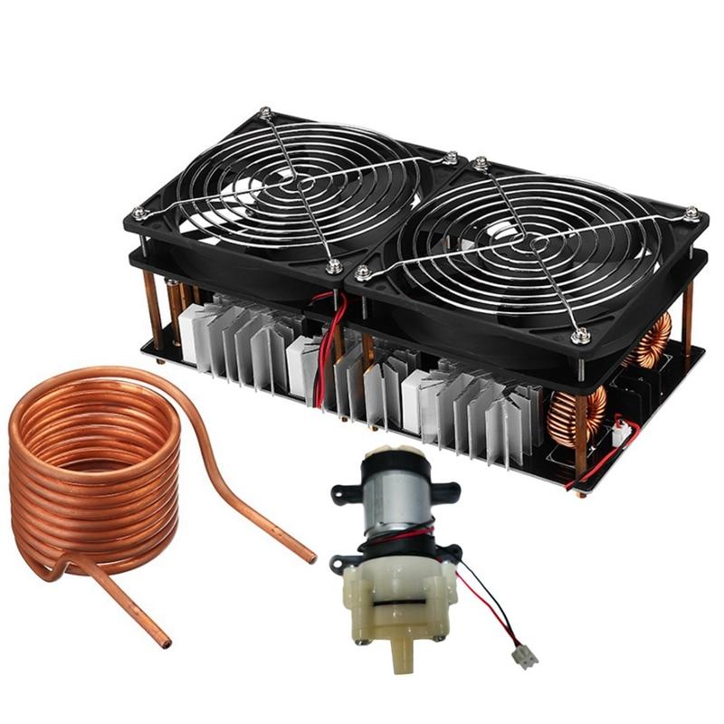 سخان حثي GTBL 12-48V 2500W ZVS ، وحدة لوحة دوائر مطبوعة ، محرك Flyback مع مضخة لصناعة السيارات