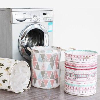Laundry Basket Bag