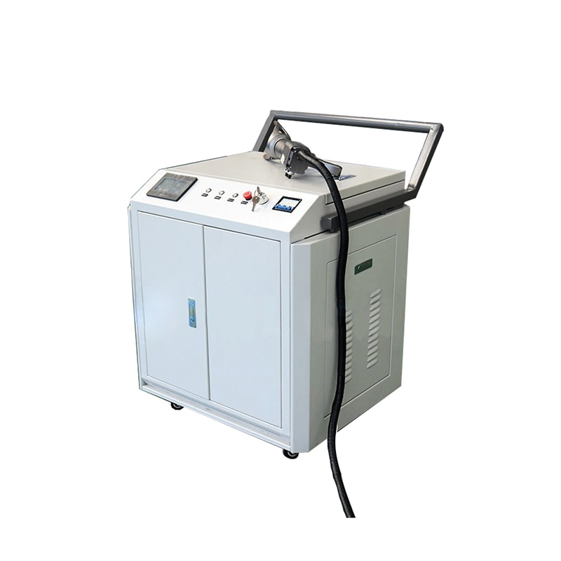China High Speed Laser Cleaning Machine 1000w For Rust Removal