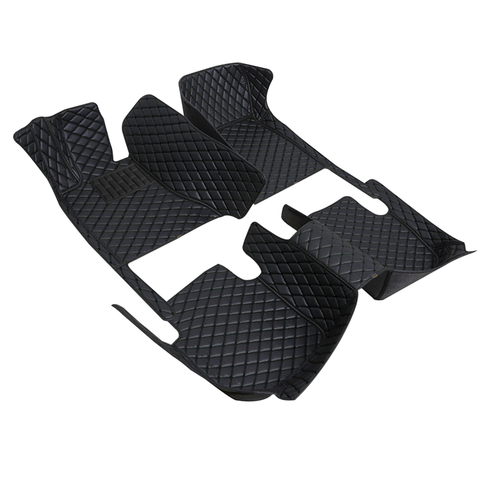 Custom Made Car Floor Mats For TL 2010 2011 2012 2013 2014 Leather Auto Waterproof Accessories Foot Covers enlarge