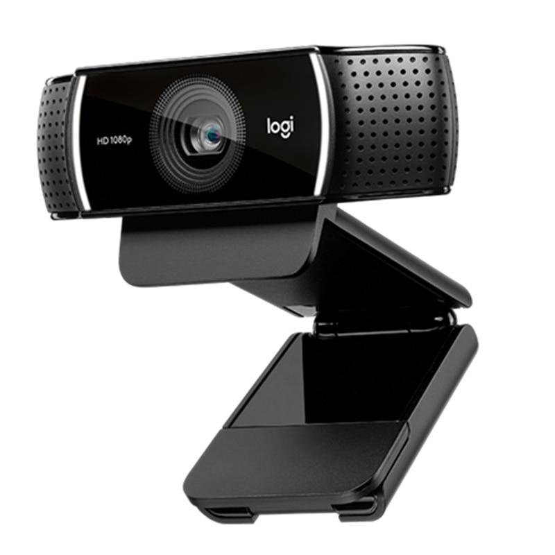 100% Original C925/ C922 PRO Webcam 1080P Web 30FPS Full HD webcam Autofocus Web Camera built-in microphone