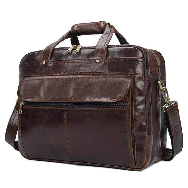 Maheu luxo preto dos homens bolsas de couro macio bolsa para portátil 14 14.6 15 15.6 polegada notebook bolsa ombro maleta