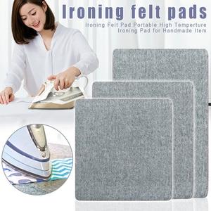 Wool Pressing Mat Ironing Pad High Temperature Ironing Board Felt Press Mat for Home F2