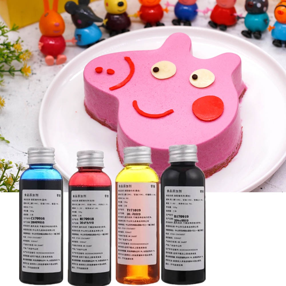 DMYON 07 0731 0732 0733 0734 Food Edible Ink Compatible for Epson Stylus CX3900 CX 3905 4900 4905 6900F 7300 7310 8300 9300F enlarge