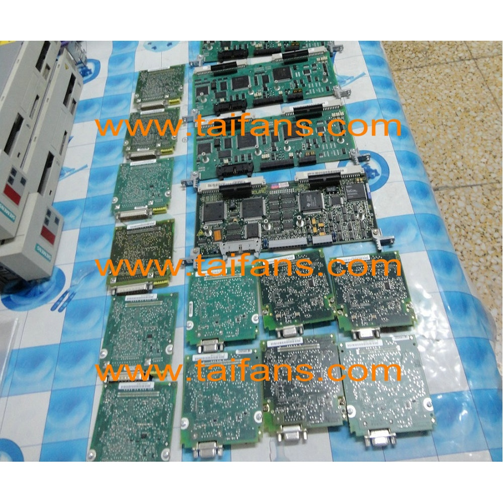 Nuevo inversor, placa madre de control de accionamiento de potencia, condensador A5E00110980 A5E00110981 A5E00110984 con módulo de potencia IGBT