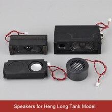 Accesorios de claxon para altavoz pequeño Universal para Henglong 1/16 RC modelo tanque piezas de repuesto