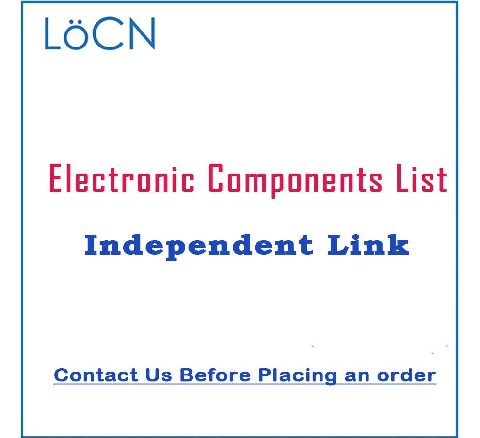 LoCN قائمة مكونات إلكترونية شراء مستقل. يرجى الاتصال بنا قبل تقديم الطلب الثاني