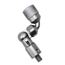 SANLIKE Folding Joint 10mm Thread Landing Net Adapter 3/8x20 BSF (British Standard Fine) Fishing Tool for Joint Aluminum Alloy